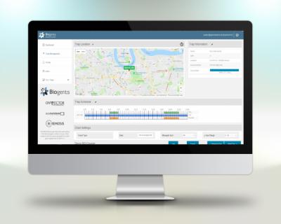 Online Plattform BG-Counter
